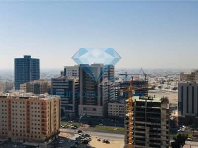 1 Bedroom Apartment for Rent in Al Sawan, Ajman - 1 Bedroom Apartment with community View