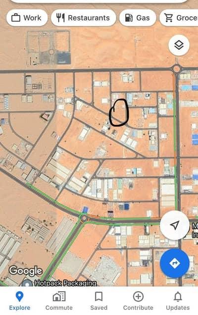 ارض تجارية في منطقة الإمارات الصناعية الحديثة 720000 درهم - 5028253