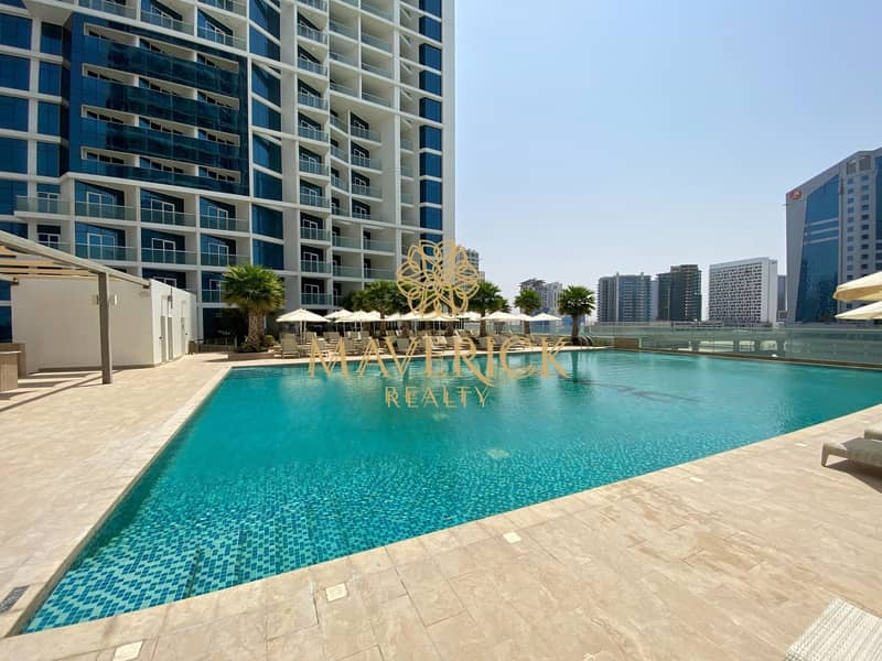 88 Brand New Furnished 1BR | Full Canal View