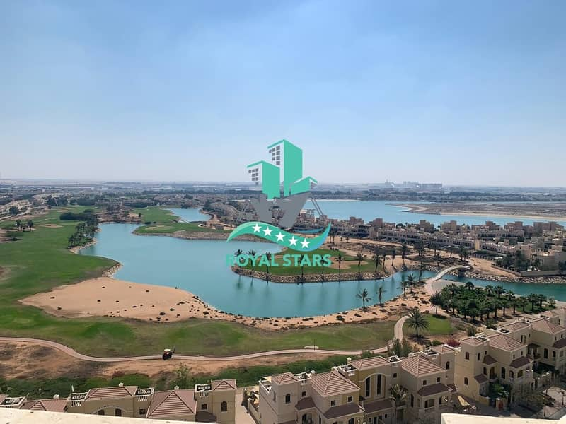 Fully Furnished Large Balcony 1BR in Royal Breeze