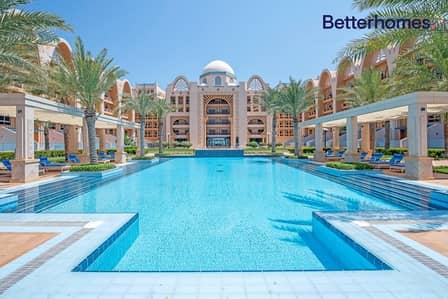 3 Bedroom Apartment for Rent in Palm Jumeirah, Dubai - Chiller Free | Unfurnished | 1 Month Free