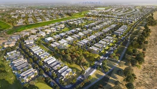 ارض سكنية  للبيع في دبي هيلز استيت، دبي - Genuine Resale | Plot In Golf Community