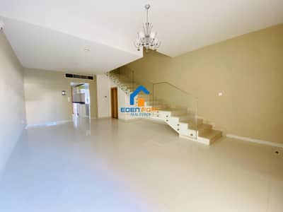 4 Bedroom Villa for Rent in Jumeirah Village Circle (JVC), Dubai - AMZAING OFFER 4BR+MAID UNFURNISHED IN JVC