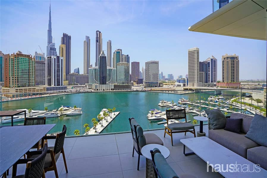 Exclusive Residences | Full Penthouse Complex |