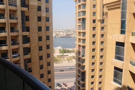 2 Bedroom Apartment for Rent in Ajman Downtown, Ajman - 2 BHK FOR RENT IN AL KHOR TOWER AJMAN WT MAID ROOM