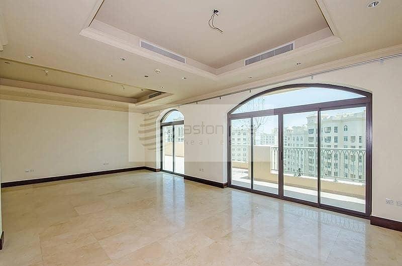 Best Layout Duplex 3BR + Maid's with Park Terrace