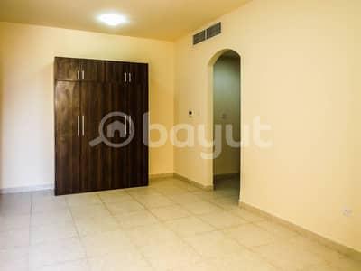 استوديو  للايجار في الطريق الشرقي، أبوظبي - شقة في منتزه خليفة الطريق الشرقي 33000 درهم - 5028627