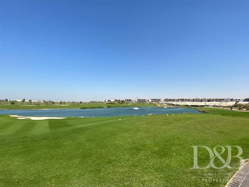 2 Golf Course + Lake View | Genuine Resale | 6 Bed