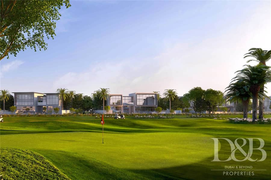 9 Golf Course + Lake View | Genuine Resale | 6 Bed