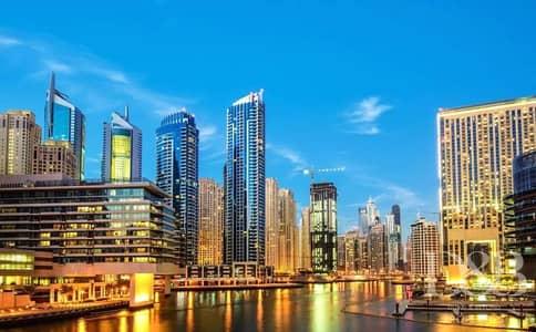 1 Bedroom Flat for Sale in Dubai Marina, Dubai - Full Marina Views | Spacious 1 Bedroom | Vacant
