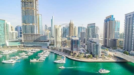 3 Bedroom Flat for Rent in Dubai Marina, Dubai - From 2 April - Marina View - Chiller Free