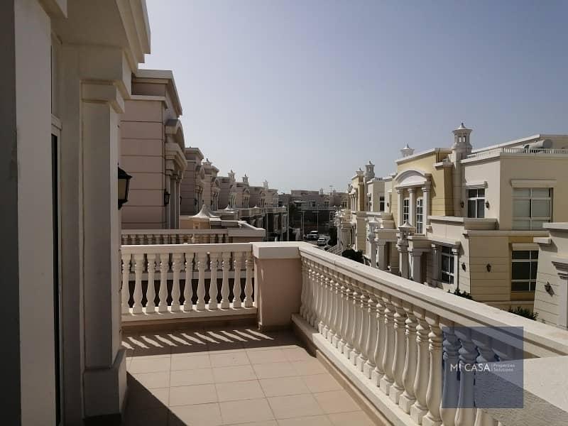 Amazing Villa | Modern layout and design | Balcony