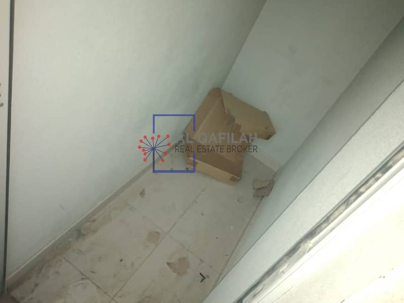 2 Spacious/1BR/Unfurnished/Chiller Free/46K