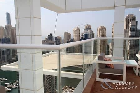 شقة 2 غرفة نوم للايجار في دبي مارينا، دبي - Available Now | 2 Bedroom | Close to Metro