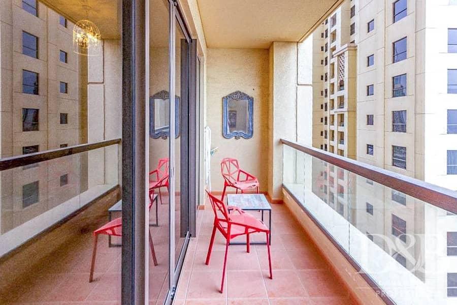 10 Full Dubai Eye and Sea Views   Balcony   Spacious