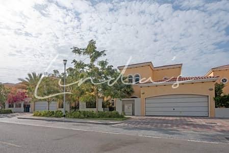 فیلا 5 غرف نوم للايجار في جميرا بارك، دبي - True gem | Legacy large | Highly upgraded