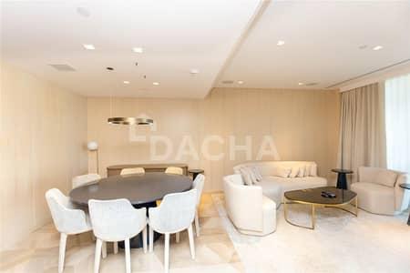 فلیٹ 2 غرفة نوم للبيع في نخلة جميرا، دبي - Sea view / Vacant / Great Condition