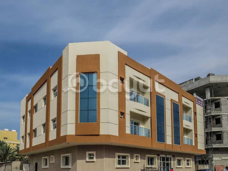 Building for sale in Al Rashidiya * New in life * Excellent location * 6700 feet area