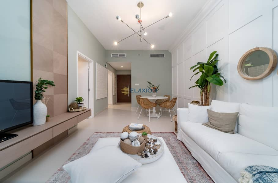 One Bedroom Apartment At the Heart of Meydan Avenue E231