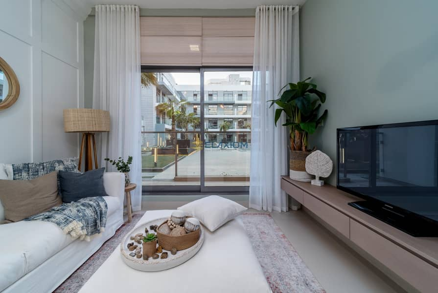 12 1 Bedroom Apartment with One Prime Store Room