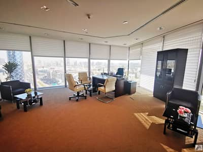 مکتب  للايجار في بر دبي، دبي - Free WI-FI
