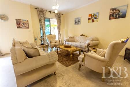 فیلا 3 غرف نوم للايجار في وسط مدينة دبي، دبي - Fully Furnished | Maid's Room | Vacant Now