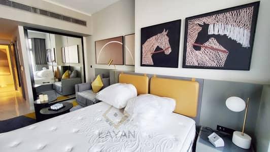 استوديو  للايجار في الخليج التجاري، دبي - Brand new Luxurious Studio | High floor