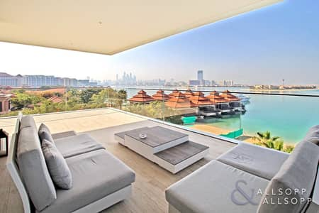 بنتهاوس 3 غرف نوم للبيع في نخلة جميرا، دبي - Luxury Penthouse | Panoramic Views | 3 Bed