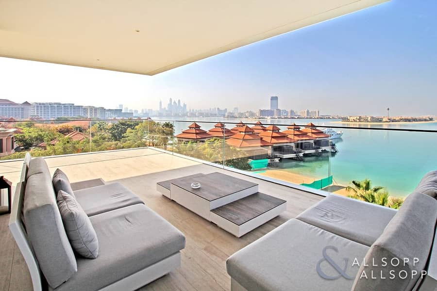 2 Luxury Penthouse | Panoramic Views | 3 Bed