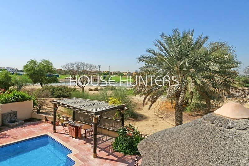 Great location  Golf Course  6BR type 13