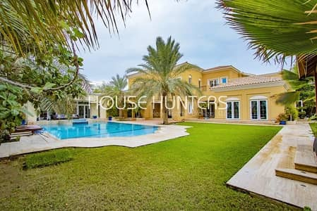 7 Bedroom Villa for Sale in Arabian Ranches, Dubai - Unique Opportunity Luxury collection Golf Homes