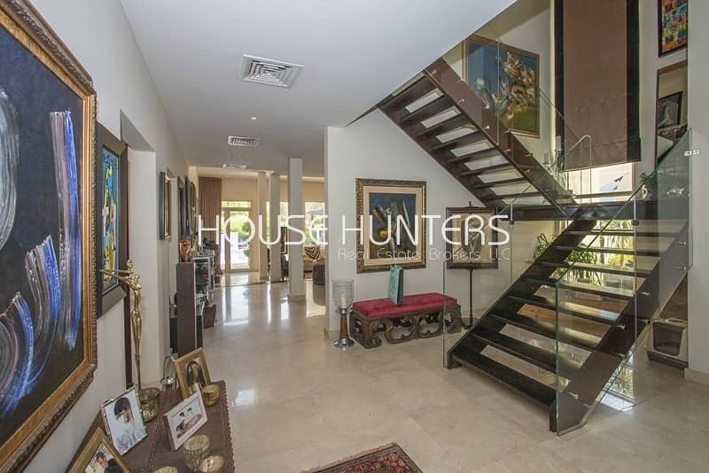 13 Saheel | Fully upgraded with a Swimming pool