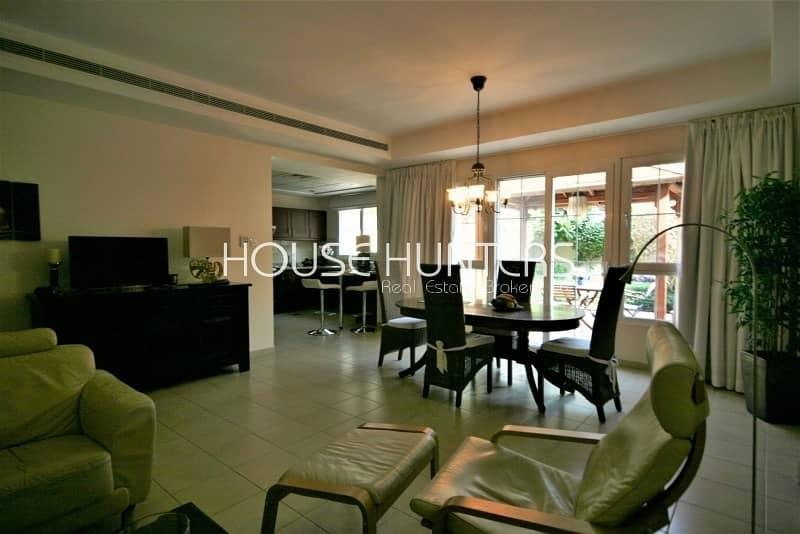 2 3 bedroom | Landscaped garden | Pergola | Al Reem