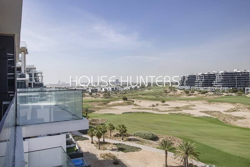 Exclusive | Golf course view | Excellent 2Br +maid