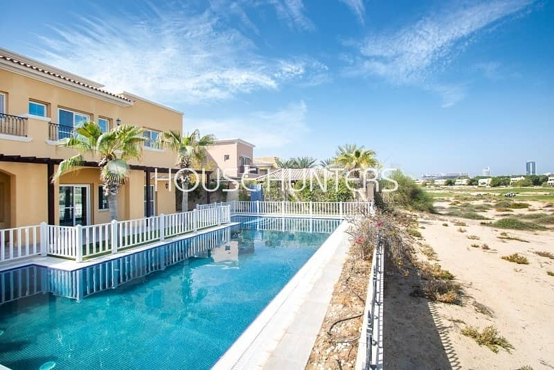 Beautiful Type 13 | Golf Course View |Private pool