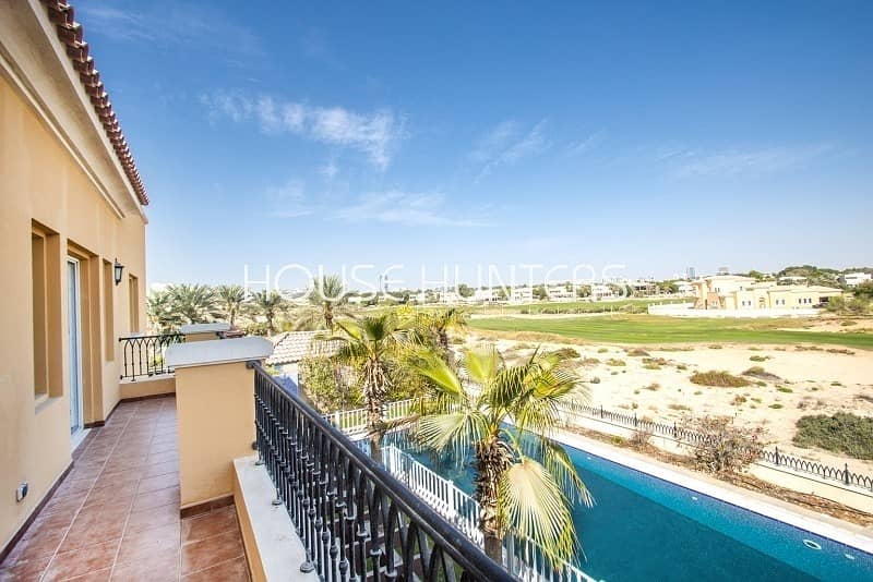 20 Beautiful Type 13 | Golf Course View |Private pool
