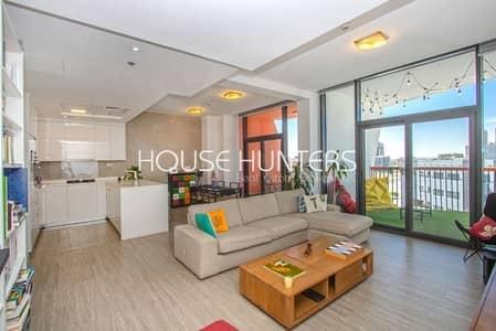 فلیٹ 2 غرفة نوم للايجار في واحة دبي للسيليكون، دبي - Exclusive | 2 Bedroom duplex with upgraded kitchen