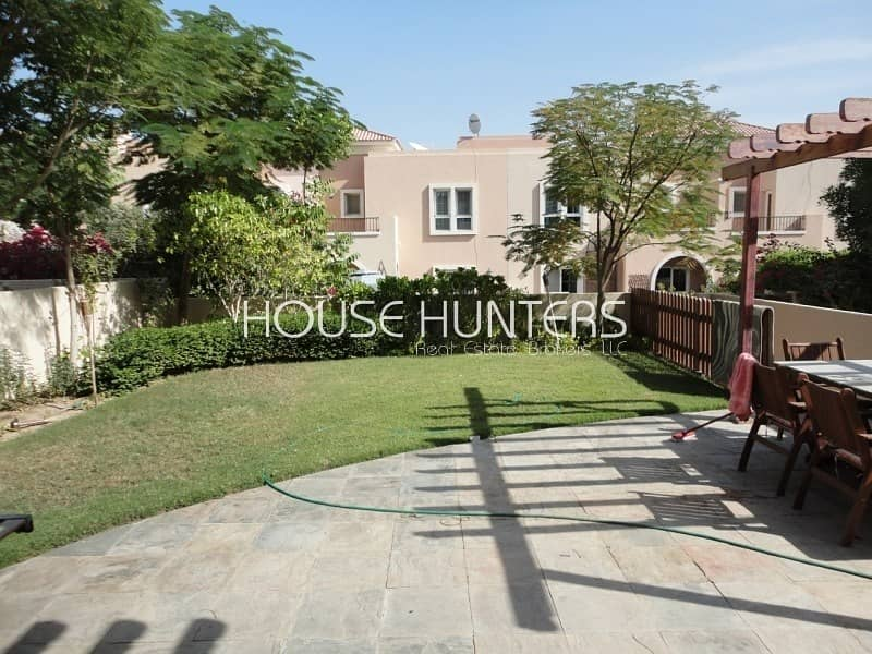Perfect 3E | close to pool and lake | nice garden
