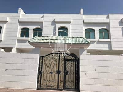 فیلا 5 غرف نوم للايجار في بين الجسرين، أبوظبي - Vacant 5BHK villa at Between Two Bridges with a yard
