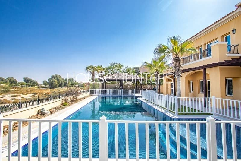 2 Beautiful Type 13 | Golf Course View | Pool