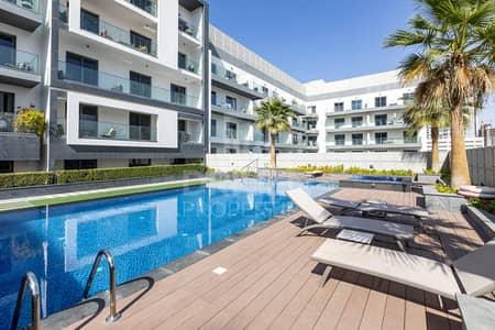 شقة 2 غرفة نوم للايجار في قرية جميرا الدائرية، دبي - Exclusive | Spacious Apt | Community View