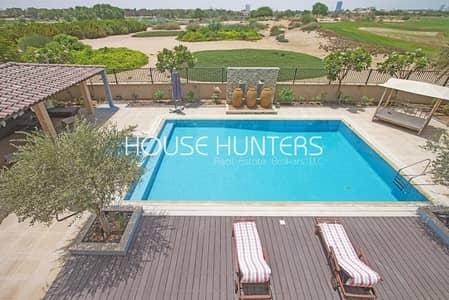 فیلا 6 غرف نوم للبيع في المرابع العربية، دبي - Stunning Home|  Golf Course view| La Avenida