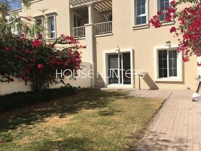 2 Bedroom Villa for Rent in The Springs, Dubai - SPRINGS 15| Lovely 2 Bed +S |Vacant