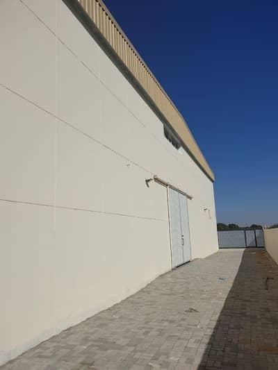 Warehouse for Rent in Al Jurf, Ajman - BRAND NEW CONDITION WAREHOUSE FOR RENT BACKSIDE OF AJMAN JAIL