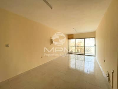 2 Bedroom Flat for Rent in Defence Street, Abu Dhabi - Window A/C | Spacious Rooms | Balcvony |4 Chqs