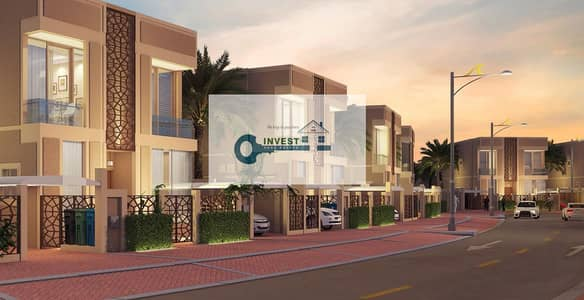 6 Bedroom Villa for Sale in Dubailand, Dubai - Stand alone Villa 50% now 50% DEC 2022 3.8M  payment plan option also available  No Commission