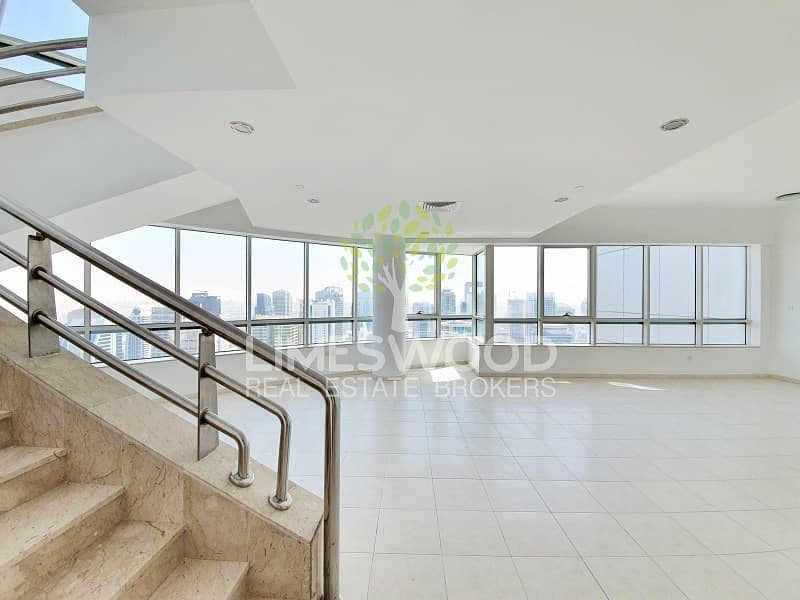 Live In The Skies   Panoramic Views   Duplex 4BR+M