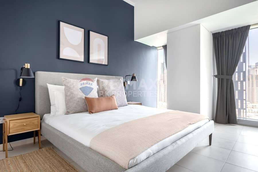 Full Marina View | Mid Floor | Elegant Apartment