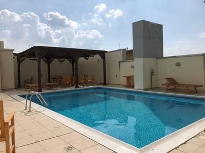 شقة 2 غرفة نوم للايجار في آل نهيان، أبوظبي - Spacious Tower Building 2 Bedrooms With GYM&POOL.
