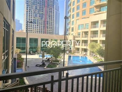 شقة 1 غرفة نوم للايجار في وسط مدينة دبي، دبي - SPACIOUS LAYOUT| centrally located